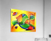 Antaressa - colourful world  Acrylic Print