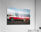 GMC Sprint Utility Pickup coupe combo  Acrylic Print