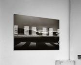 B&W Golden Gate  Impression acrylique