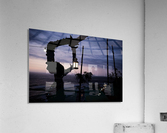 Lanterne de Lima  Acrylic Print
