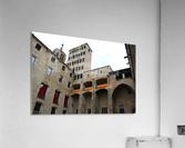 Barcelona Gothic Quarter  Acrylic Print
