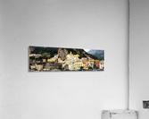 Amalfi Coast Super Panoramic   Acrylic Print