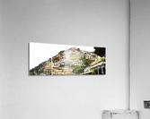 Italy Landscape - Positano  Acrylic Print