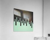 Pista Melting Tone  Acrylic Print