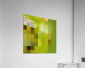KIWI MOSAIC PATTERN  Acrylic Print