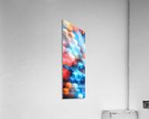 Abstract Design I   Panoramic  Acrylic Print