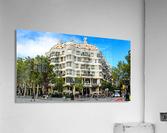 Spain Landscape - Casa Battlo    Acrylic Print