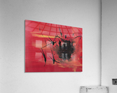 This is my Hell  Acrylic Print