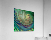 Composition Logarithmique  Acrylic Print