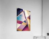 Composition des Pyramides  Acrylic Print