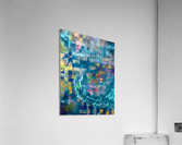 A Vision in Blue  Acrylic Print