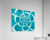 Blue Grill  Acrylic Print