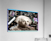E=MC2=420   Acrylic Print