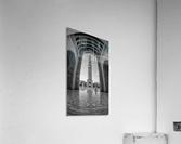 sultan qabos mousqe  Acrylic Print