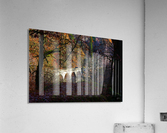 Viaduct River Gary  Acrylic Print