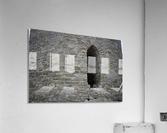 Castle Wall  Acrylic Print