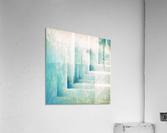 Composition Patinée  Acrylic Print