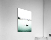Ha Long Bay Fishing  Acrylic Print
