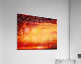 33 rd Street   Impression acrylique