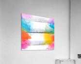 Chill   Impression acrylique