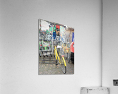 Do Not Cycle Under the Influence  Acrylic Print