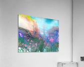 Magma   Acrylic Print