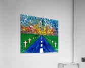 Highway to Hell  Acrylic Print
