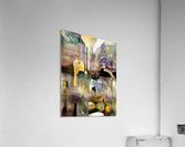 Modern Abstract  Acrylic Print