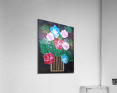 Flowers in box  Acrylic Print