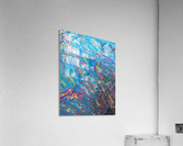 Wheel of destruction   Acrylic Print