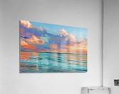 Seascape Serenade  Acrylic Print