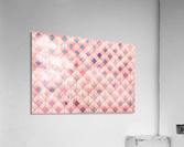 Geometric XXXXVII  Acrylic Print