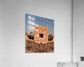 Open  Acrylic Print