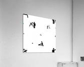 Dog (60)  Acrylic Print