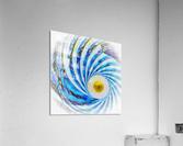 Composition Oraculaire  Acrylic Print