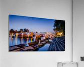Richmond Bridge London  Acrylic Print