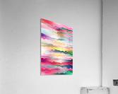 Vivid Pattern XVI  Acrylic Print