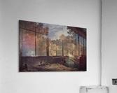 Ariccia Wilton  Impression acrylique
