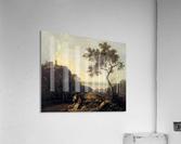 Hadrain's Villa  Acrylic Print