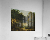View of the Wilderness in St. James's Park  Acrylic Print