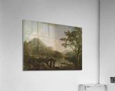Welsh Landscapes  Acrylic Print