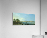Wesminster Bridge  Acrylic Print