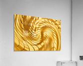 Goldie X v2.0  Acrylic Print