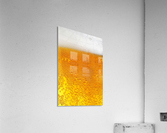 Beer Bubbles pattern  Acrylic Print