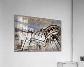 building architecture columns  Acrylic Print