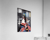 japanese maiden young woman female  Acrylic Print
