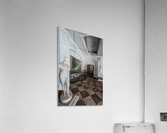 Abandoned Billionaires Mansion  Acrylic Print