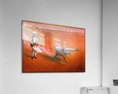 Rocket  Acrylic Print