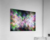 A Brush of Angel Wings  Acrylic Print