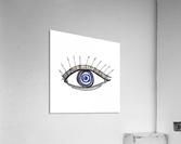 The Eye  12X12 1 1  Acrylic Print
